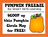 **FREEBIE** Pumpkin Circle Map
