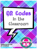 QR Codes in the Classroom, Generate QR Codes