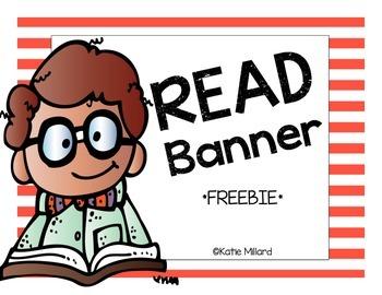*FREEBIE* READ banner