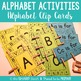 FREEBIE: Reaching Readers Alphabet Games Unit 1