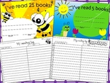 FREEBIE - Reading Certificates & Reading Logs