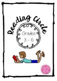 FREEBIE Reading Circle - A Reading Activity