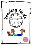 FREEBIE Reading Circle - A Reading Activity