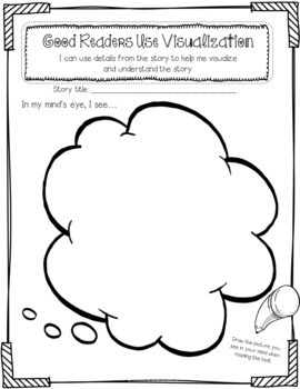 FREEBIE: Reading Comprehension Questioning Visualizing Fluency Strategies