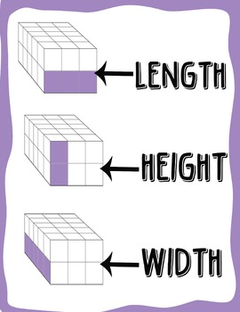 FREEBIE: Rectangular Prism Poster