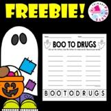 FREEBIE Say No to Drugs | FREEBIE Making Words | FREEBIE S
