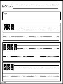 FREEBIE Research Templates {for primary learners}