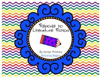 {FREEBIE} Response to Literature: Fiction