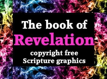 Graphics: Freebie Revelation scripture graphics (140 copyright free JPEGs)