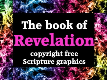 Graphics: Freebie Revelation scripture graphics (140 copyr