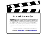 FREEBIE Road to the American Revolution (CCSSI Grade 3 Standards included)