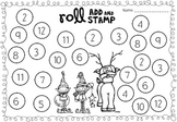 FREEBIE Roll, Add & Stamp (Christmas)