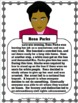 ~FREEBIE~ Rosa Parks Mini-Unit