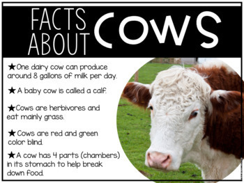 {FREEBIE} Farm Life: An Integrated Unit about Farm Animals