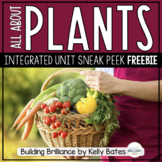 {FREEBIE} A Fun and Integrative Unit about Plants!