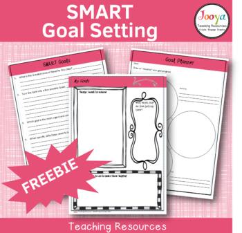 FREEBIE- SMART Goals