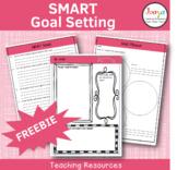 SMART Goal Setting Graphic Organizers