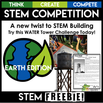 STEM Activities and Challenges | Earth Day | Teamwork Activities