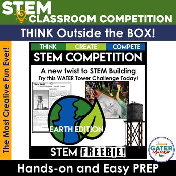 STEM Activities and Challenges | Teamwork Activities | Water Tower