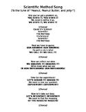 FREEBIE - Scientific Method Song