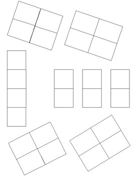 FREEBIE: Seating Chart Layouts