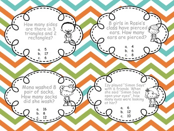 FREEBIE - Sets and Patterns - 3rd