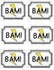 Short Vowel Word Game BAM