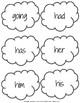 FREEBIE! Sight Word Cards