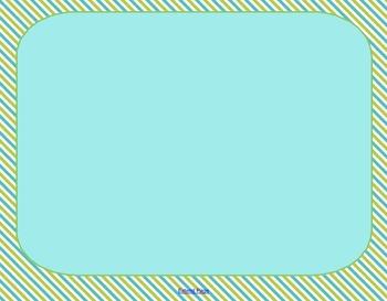 FREEBIE Smart Notebook Backgrounds