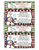 FREEBIE Snowman Soup Holiday Gift Bag {Editable Labels and