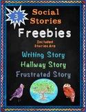 FREEBIE Social Stories
