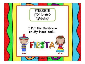 FREEBIE- Sombrero Writing