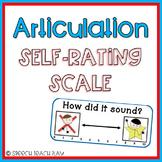 FREEBIE Speech Articulation Self Rating Scale