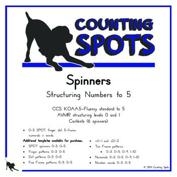 FREEBIE! Spinners 0-3