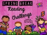 *FREEBIE* Spring Break Reading Challenge