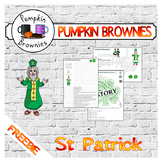 FREEBIE : St Patrick