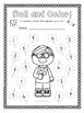 FREEBIE! St. Patrick's Day Literacy & Math Activities - NO PREP