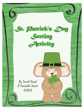 FREEBIE!  St. Patrick's Day Sort