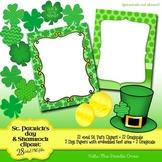 St. Patrick's Day Clipart Set #2