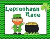 FREEBIE! St. Patrick's Day Game Board