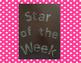 Star of the Week Letters (FREEBIE!)