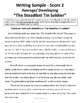 FREEBIE - Steadfast Tin Soldier. Essay Samples for Critica