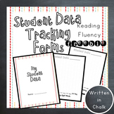 FREEBIE Student Data Fluency Tracker Form