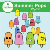 Summer Popsicles