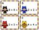 FREEBIE! Superhero Doubles Cards