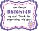 FREEBIE: Teacher Appreciation Labels