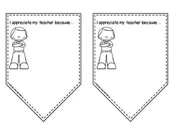 FREEBIE: Teacher Appreciation Pennant Banner