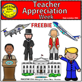 Presidents Clip Art Trump free freebie  Personal and Commercial Use