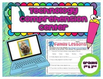 {FREEBIE} Technology Comprehension Center