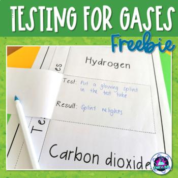 FREEBIE: Testing for gases